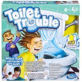 Hasbro Společenská hra Toilet Trouble
