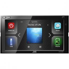 JVC KW-M540BT 2DIN AUTORÁDIO BT/USB/MP3