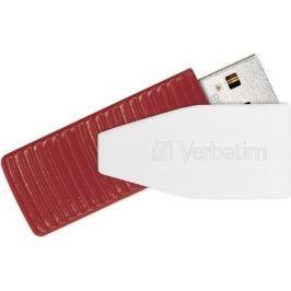 Verbatim flashdisk 16GB USB 2.0 Store n Go SWIVEL Red