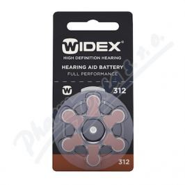 RAYOVAC Baterie do naslouchadel Widex 312 6ks