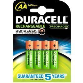 DURACELL Baterie nabíjecí  StayCharged AA 2400 mAh