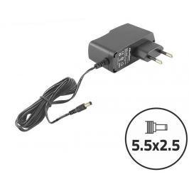 Qoltec Napájecí adaptér pro LCD/router 10.5W, 5V/2.1A, (5.5x2.5)