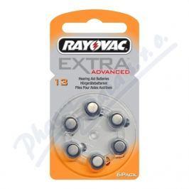 RAYOVAC Baterie do naslouch. Extra Adv.13/PR48 6ks