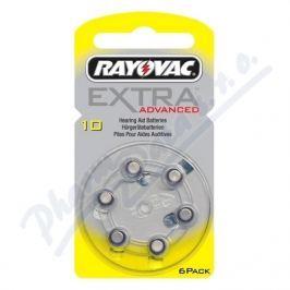 RAYOVAC Baterie do naslouch. Extra Advan.10/PR7 6ks
