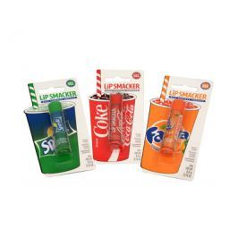 Lip Smacker Balzám na rty s příchutí limonády (Cup Lip Balm) 4 g, Coca-Cola