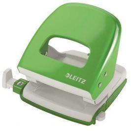 LEITZ Celokovová stolní děrovačka NeXXt 5008 Wow, světle zelená, 30 listů,