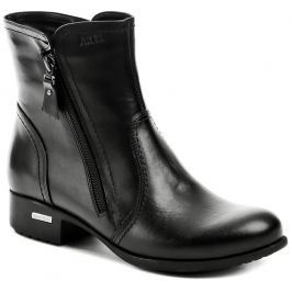 Axel AX4227 černé dámské zimní kotníčkové boty, 39