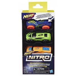HASBRO NERF NITRO Náhradní autíčka A (3 ks)