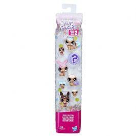 Littlest Pet Shop Frosting Frenzy 8 ks zvířátek