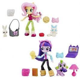 Hasbro My Little Pony Equistria girls malé panenky s doplňky