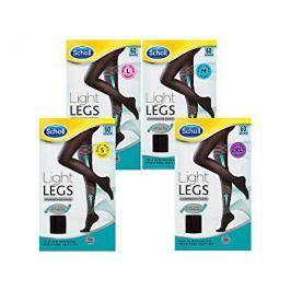 Scholl Kompresní punčochové kalhoty černé 60 Den Light LEGS™ M
