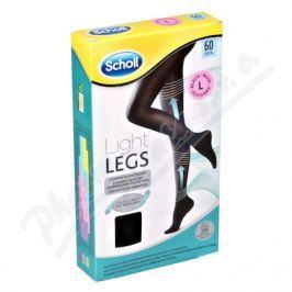 Scholl Light LEGS Kompres.punčoch.kalhoty L 60 DEN