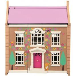 Tidlo dřevěný domeček pro panenky Tidlington