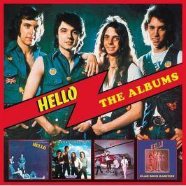 CD Hello : The Albums 4