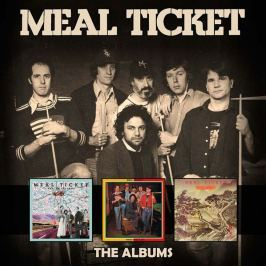 CD Meal Ticket : Albums 3