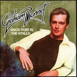 CD Graham Bonnet : Back Row In The Stalls