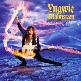 CD Yngwie Malmsteen : Fire & Ice