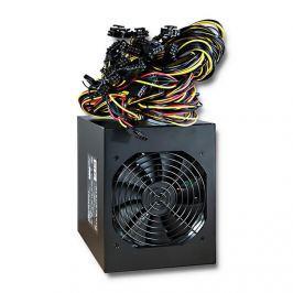 Qoltec ATX Power Supply 2000W | 80 Plus Gold | Bitcoin Miner
