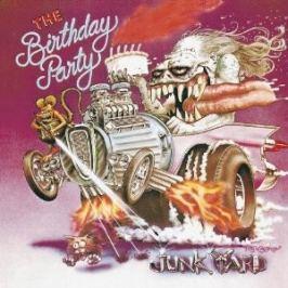 CD Birthday Party : Junkyard