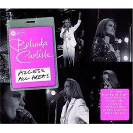 DVD Belinda Carlisle : Access All Areas CD+