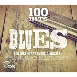 CD 100 Hits - Blues