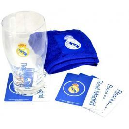 REAL MADRID SKLENICE BAR SET/ FC
