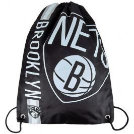 Forever Collectibles Vak  Cropped Logo Drawstring NBA Brooklyn Nets