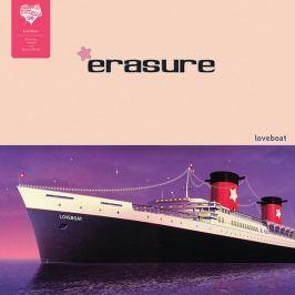 Erasure : Loveboat LP