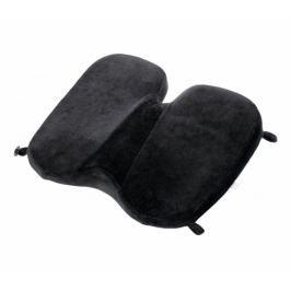 Acron Podsedák Go Travel Memory Foam Soft Seat, Černá