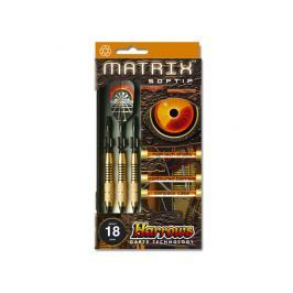 Šipky Harrows MATRIX, 18 g