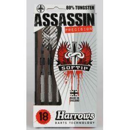 Šipky Harrows ASSASSIN, 16 g