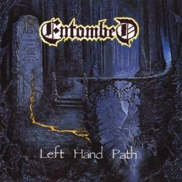 CD Entombed : Left Hand Path