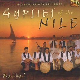 CD Gypsies Of The Nile : Rahhal