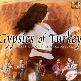 CD Ahmet Kusgoz / Arkadaslari : Gypsies Of Turkey