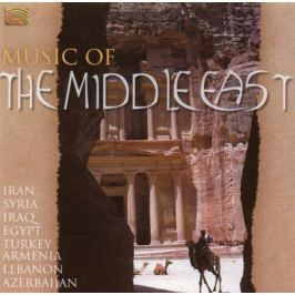 CD Music Of The Middle East