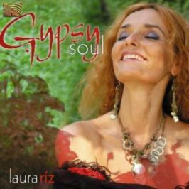 CD Laura Riz : Gypsy Soul