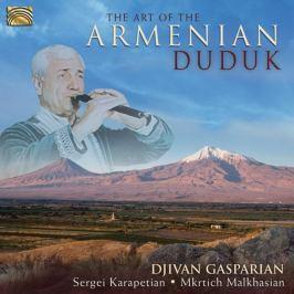 CD Djavan Gasparian : Art Of The Armenian Duduk