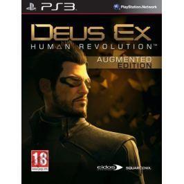 Deus Ex Human Revolution Augmented Edition PS3