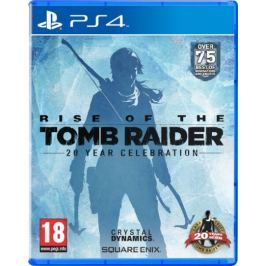 WARNER BROS PS4 - Rise of the Tomb Raider 20 Year Celebration Artbook Edition