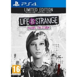 Dontnod Entertainment PS4 - Life is Strange: Before the Storm Limited Edition