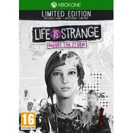 WARNER BROS XOne - Life is Strange: Before the Storm Limited Edition