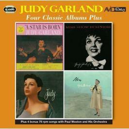 CD Judy Garland : Four Classic Albums Plus