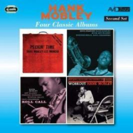 CD Hank Mobley : Four Classic Albums