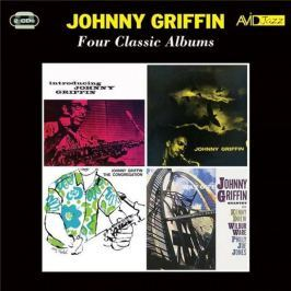CD Johnny Griffin : Four Classic Albums