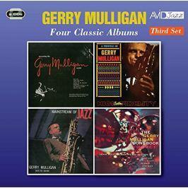 CD Gerry Mulligan : Four Classic Albums