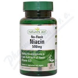NATURES AID Niacin B3 500mg - tbl.60