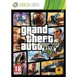 ROCKSTAR Take 2  XBOX 360 hra Grand Theft Auto V
