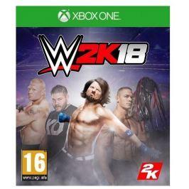 WARNER BROS XOne - WWE 2K18
