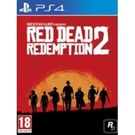 TAKE 2 Red Dead Redemption 2 PS4 - Předobjednávka
