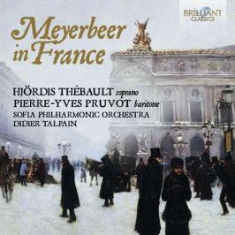 CD Meyerbeer - Talpain : Meyerbeer in France